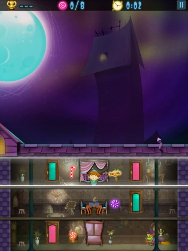 Spooky Treats for iOS Game Review  Spooky Treats for iOS Game Review