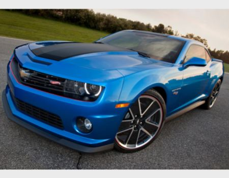 Chevy to Offer Real Hot Wheels Camaro