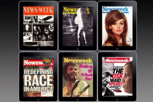 Will Newsweek Succeed in Jumping to Digital?