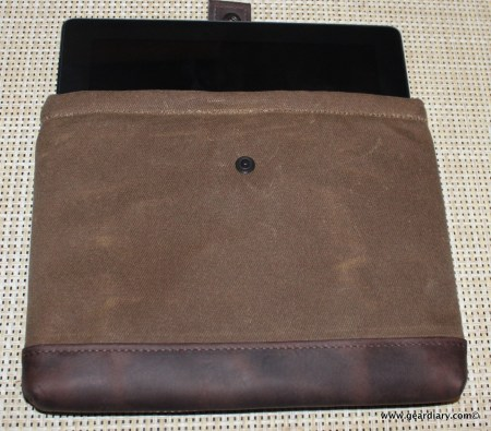 Waterfield SFBags Outback iPad Sleeve Review