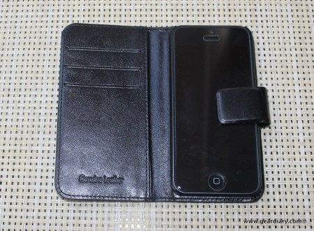 Gear Diary Sena Cases Magia Wallet iPhone 5 39