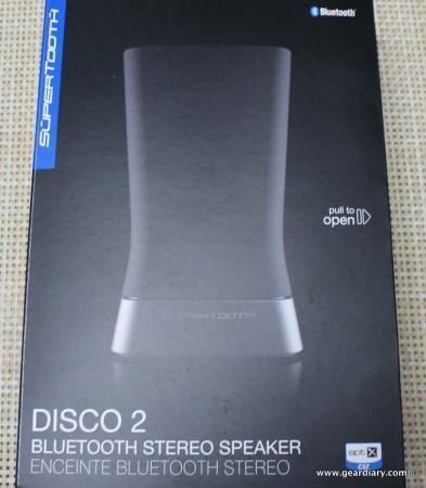 SuperTooth Disco 2 Bluetooth Wireless Speaker Review