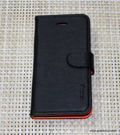 Spigen SGP Illuzion Faux Leather Case for iPhone 5 Review