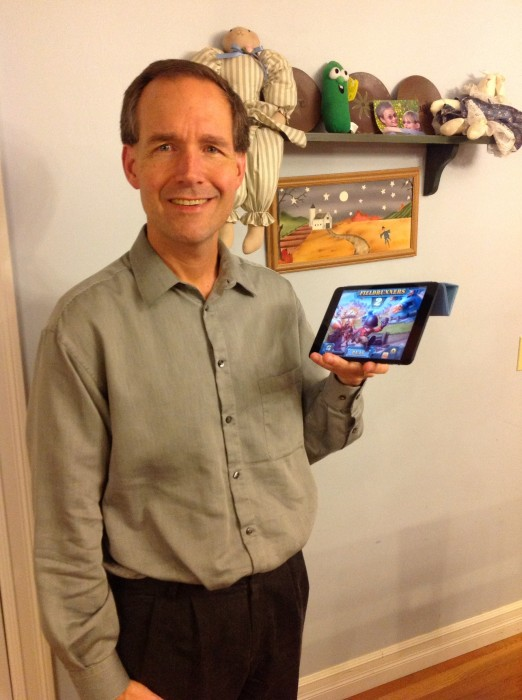 Gear Chat - the 'Mike Wasn't Getting an iPad Mini' Episode