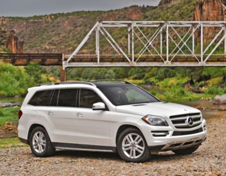 Over the River and Through the Woods – In the 2013 Mercedes-Benz GL350 BlueTec Luxury SUV