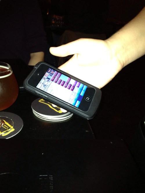 iOS Breaks into the Restaurant Business