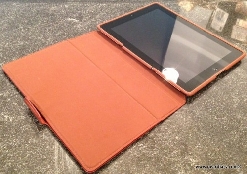 Speck WanderFolio Luxe for iPad Review