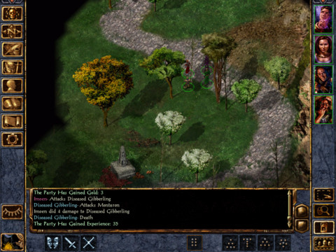 Baldur's Gate Enhanced Edition Arrives on iPad!