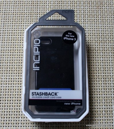 Gear Diary Incipio iPhone 5 Stash 10 1