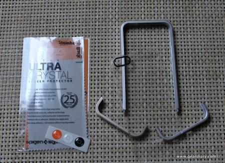 Spigen SGP Linear Metal Crystal Case for iPhone 5 Review  Spigen SGP Linear Metal Crystal Case for iPhone 5 Review
