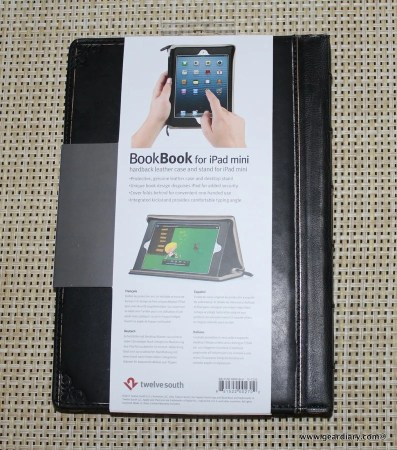 Gear Diary Twelve South BookBook iPad Mini 48