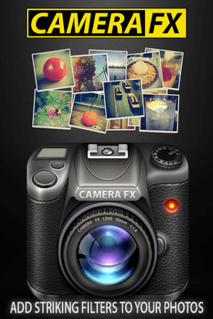 Camera FX for iPhone Review