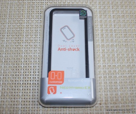 SPIGEN SGP Neo Hybrid EX Case for iPhone 5 Review