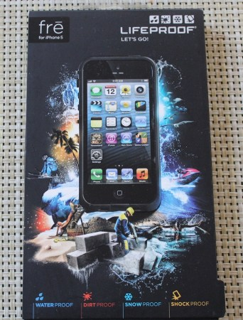 LifeProof fr? for iPhone 5 Review - Helps Keep Your iPhone Safe and Secure
