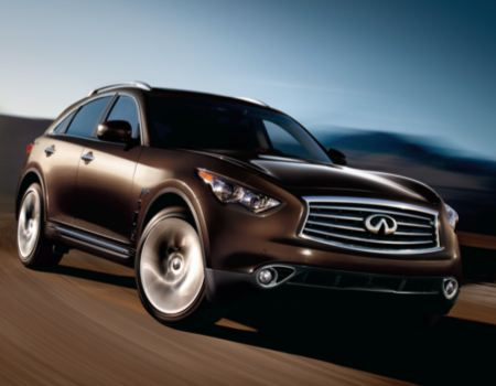 2013 Infiniti FX37 AWD in the Grinding Gears Garage