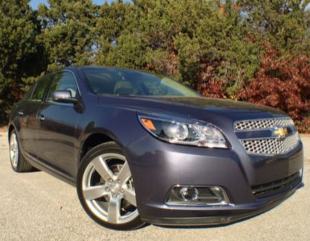Grinding Gears Garage welcomes 2013 Chevrolet Malibu Turbo