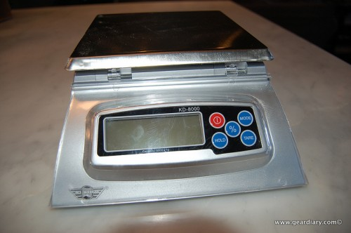 Food Network Kitchen Scale Reviews