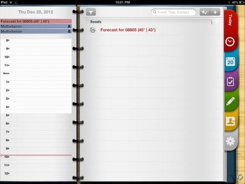 Pocket Informant Continues to Shine and Adds New Updates and Bug Fixes
