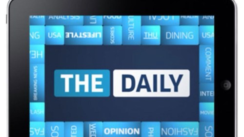 """Does The Shutdown of """"The Daily"""" Mean Anything For Digital Magazines?"""