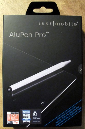 Just Mobile AluPen Pro Review  Just Mobile AluPen Pro Review