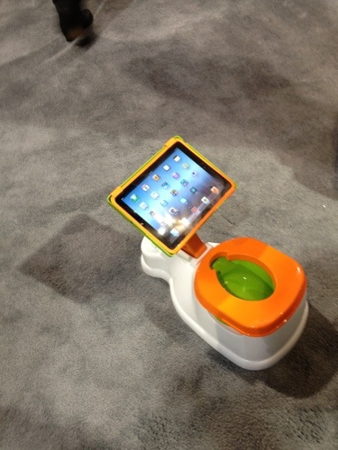 Potty Training Help At CES!