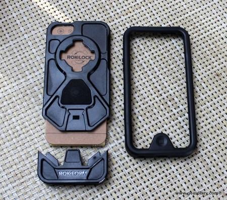 Gear Diary Rokform Rokshield V3 Case for iPhone 5 58