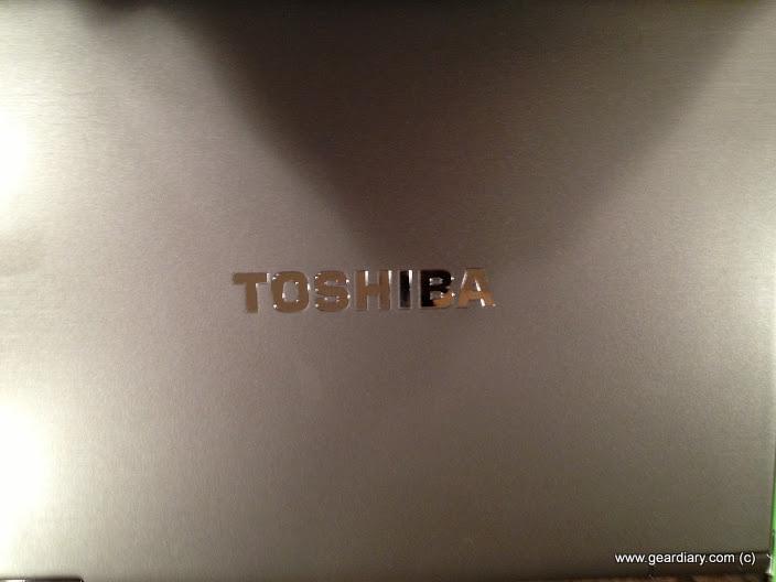 Toshiba Portege Z930 Ultrabook First Impressions  Toshiba Portege Z930 Ultrabook First Impressions