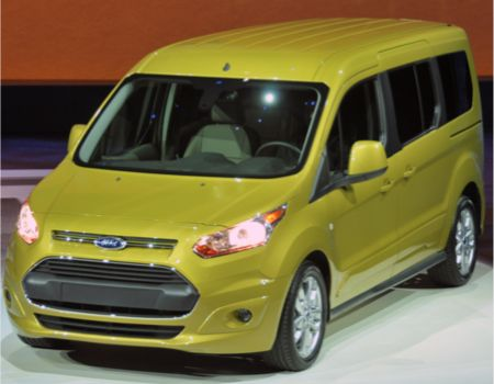 Ford Transit Concept Wagon
