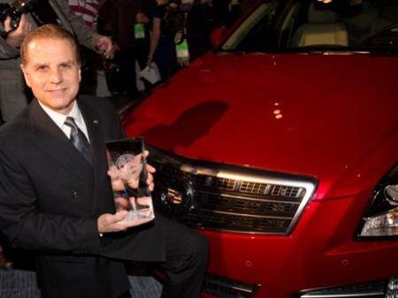 Cadillac ATS and Ram 1500 Named Car/Truck of the Year at NAIAS