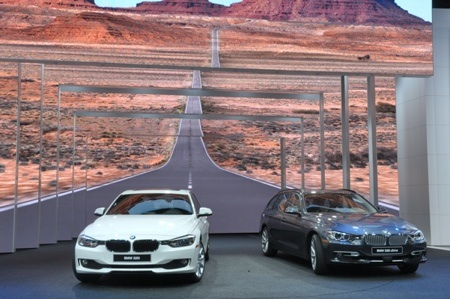 2014 BMW 320i and 328i