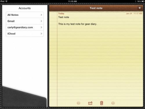 How to Maximize iOS Notes App
