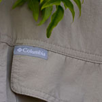 Columbia Silver Ridge - pocket