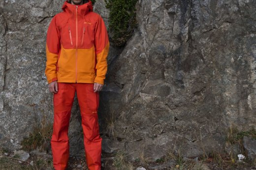 Patagonia mixed guide hoody and pants