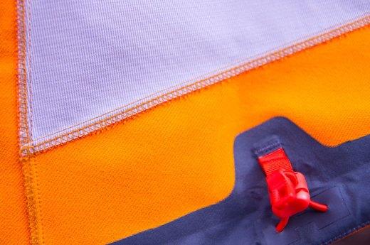 Patagonia Mixed Guide Hoody inside fabrics