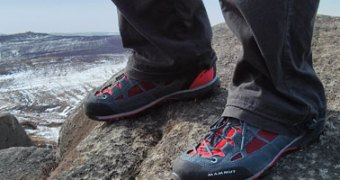 Mammut Redburn Pro review cover
