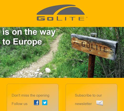 GoLite reopening in Europe