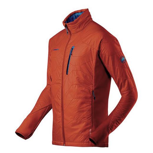 Eigerjoch jacket men orange