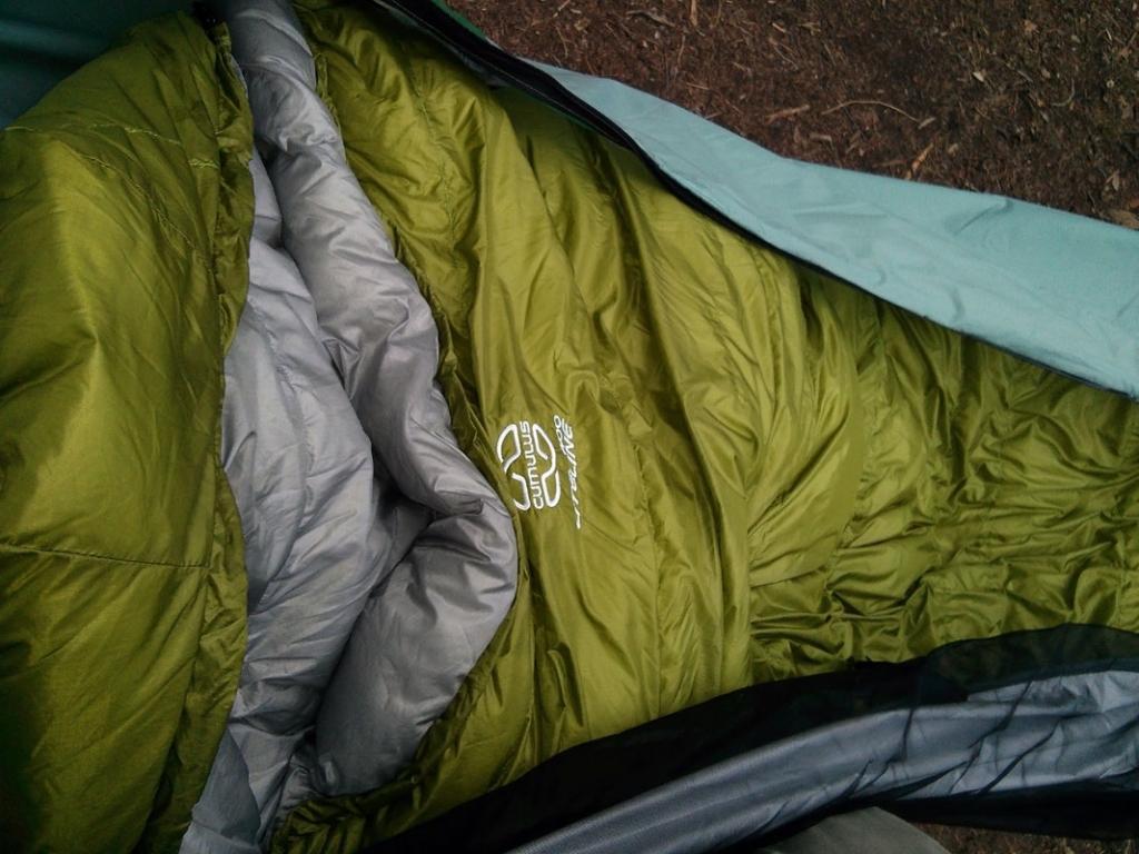 Cumulus-lite-line-400-hammock-top