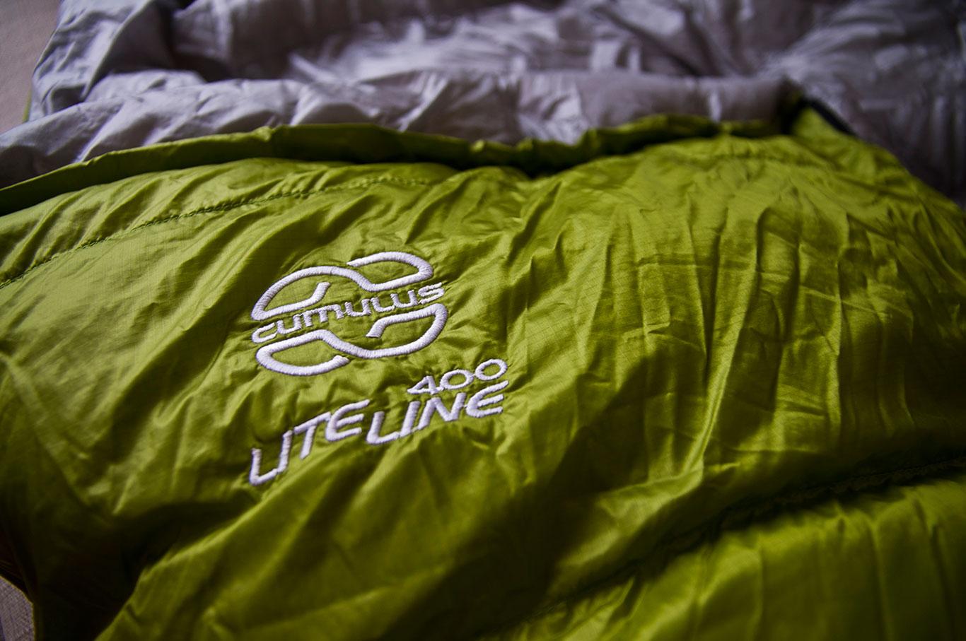 Gear review  Cumulus Lite Line 400 ultralight down sleeping bag 46f5b35989