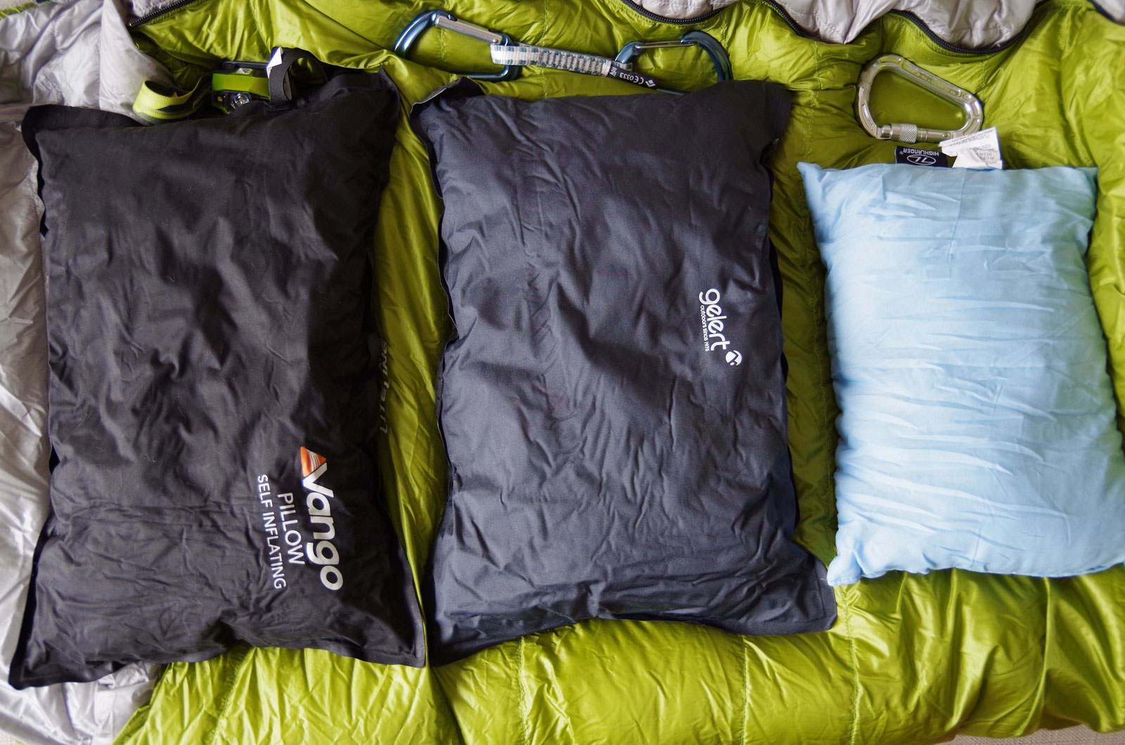 Pillows review inflated