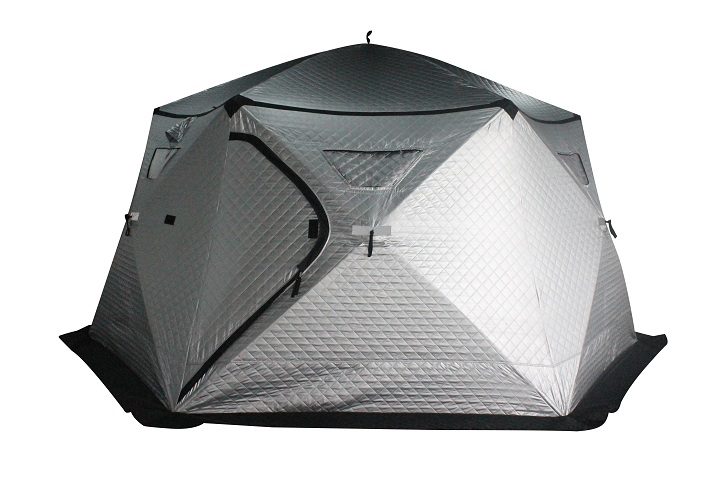 Shiftpod a futuristic weather insulated pod-tent for extreme environments  sc 1 st  Gearexposure & Shiftpod: a futuristic weather insulated pod-tent for extreme ...