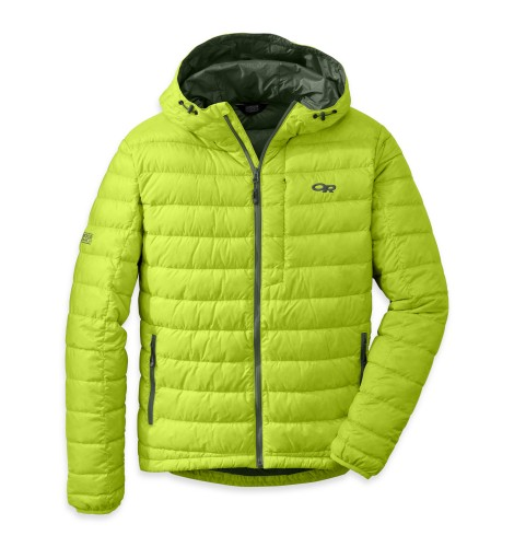 OR transcendent ultralight down jacket