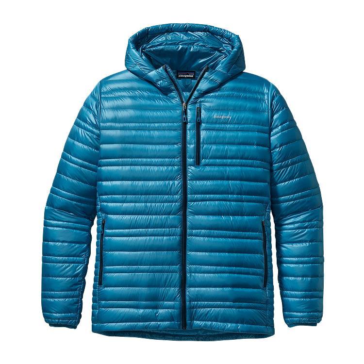 Patagonia ultralight down hoody