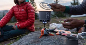 Jetboil Stash Lightest Camp Cookset