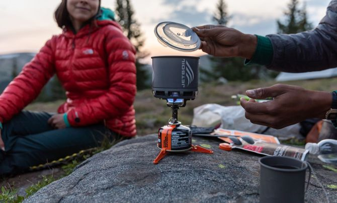 Jetboil Stash Lightest Camp Cookset