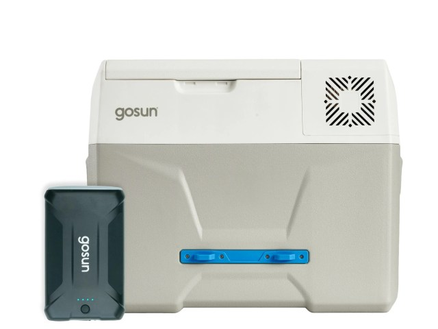 GoSun Solar Powered Cooler