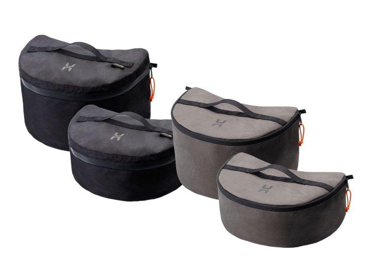 Packstack Backpack Packing System in Backpack