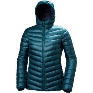 Helly Hansen Verglas Hooded Down Insulator Womens Jacket 2018