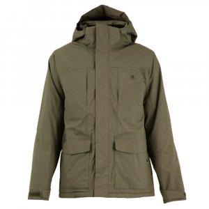 Liquid Ash Insulated Snowboard Jacket (Men's)