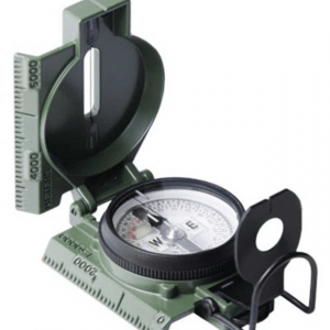 Cammenga Phosphorescent Lensatic Compass 27 - Southern Hemisphere, Box, Real Tree Camoflauge